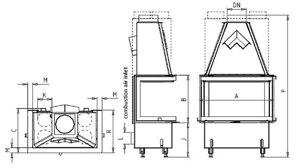 Vision LD 670/510 SM BS/450