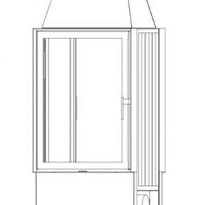 Vertical 600/790 O tunel