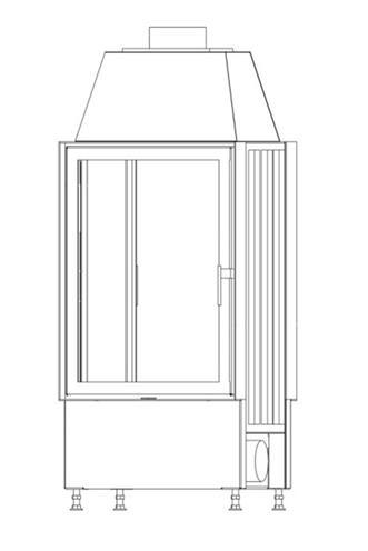 Vertical 500/790 O tunel