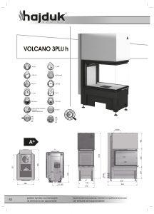 Volcano 3PLUh
