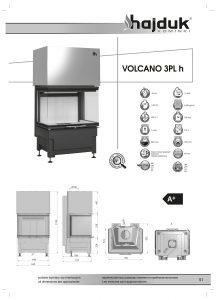 Volcano 3PLh