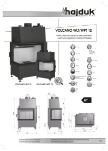 Volcano WLT 12