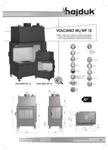 Volcano WP12