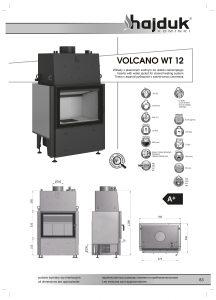 Volcano WT12