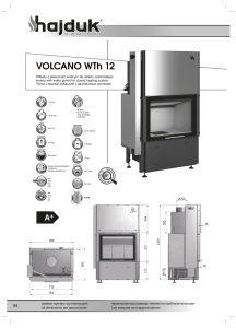 Volcano WTh12