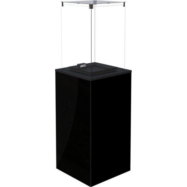 Patio MINI manualny szkło/panel czarny