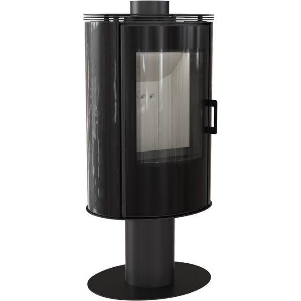 Koza AB S/N/O/DR Glass Kafel czarny